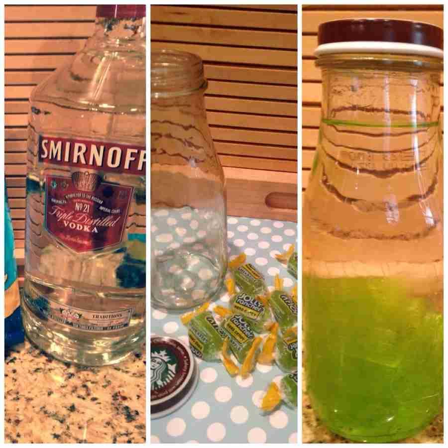 Flavored Vodka DIY