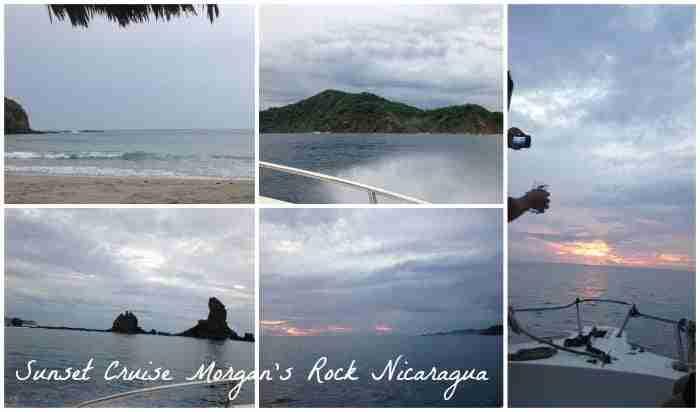 Morgan's Rock Nicaragua Sunset Cruise