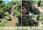 Zip Line Course at Rio Perdido Costa Rica