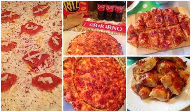 Game Day Pizza with Digiorno