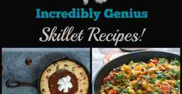 40 Incredibly Genius Skillet Recipes!