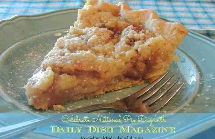 National Pie Day January 23 ~ Pie Recipes