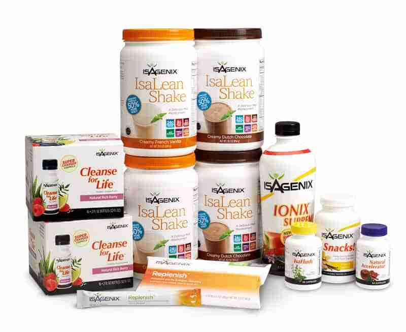 Isagenix Review of 30 Day Weight Loss Program