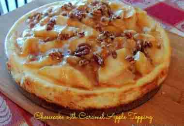 Cheesecake full photo