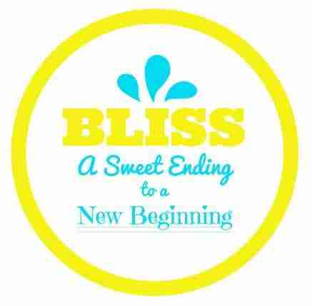 BLISS  - A Sweet Ending To A New Beginning Label