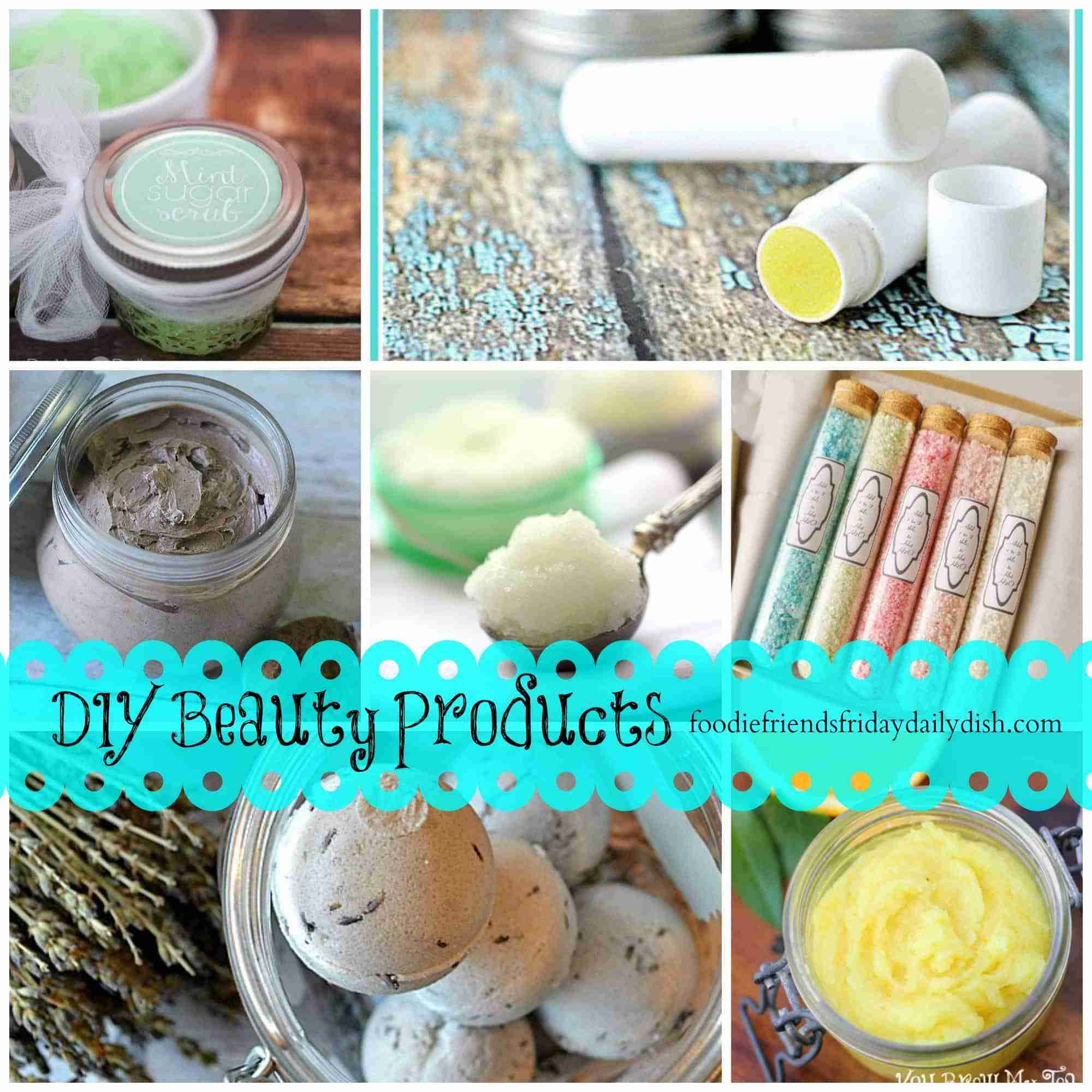 diy beauty products DD