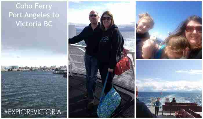 Coho Ferry | Port Angeles to Victoria British Columbia |