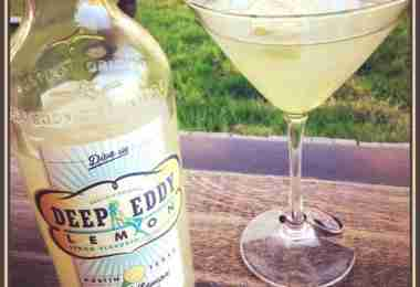 Deep Eddy Lemon Vodka