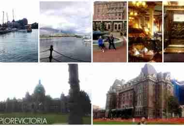 Explore Victoria BC | Family Friendly Travel