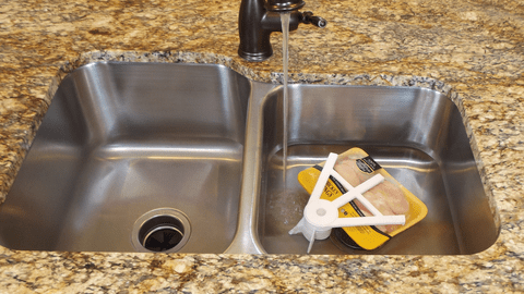 handy thaw and sink
