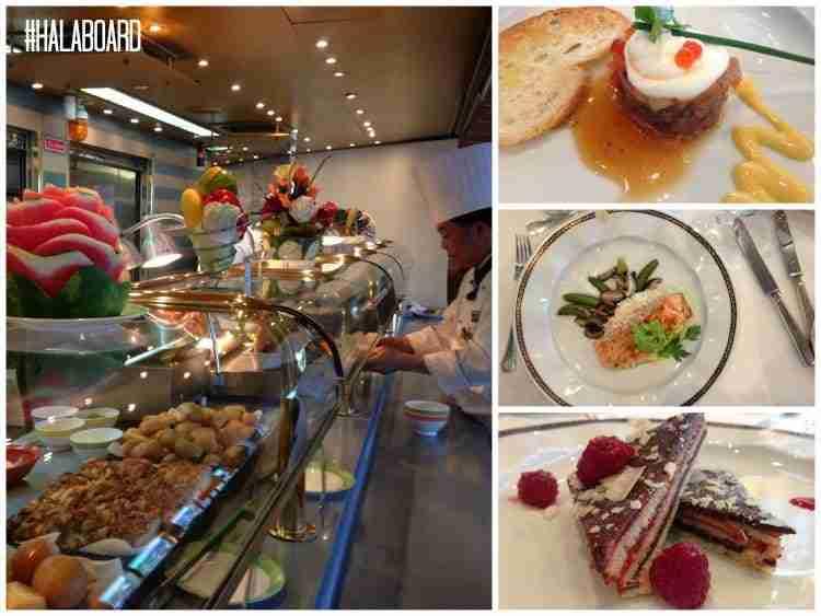 Holland America Westerdam Alaska Cruise - Culinary Delights