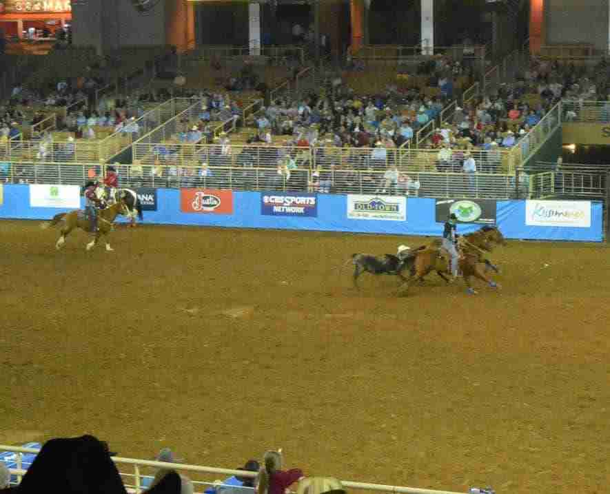 RAM National Circuit Finals Rodeo Kissimmee