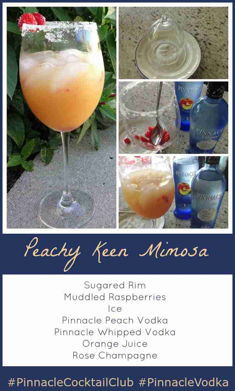 Peachy Keen Mimosa
