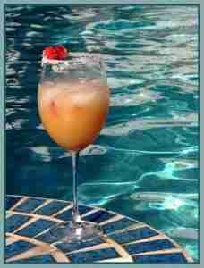 Peachy Keen Mimosa to Kick Off Summer!