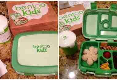 Bento Go Kids - Back to School Lunch
