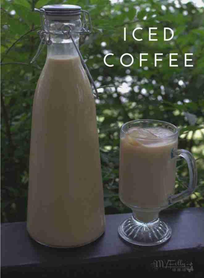 Iced Coffee / Daily Dish Magazine