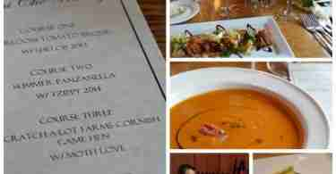 Taste the Place Dinner - Skamania Lodge