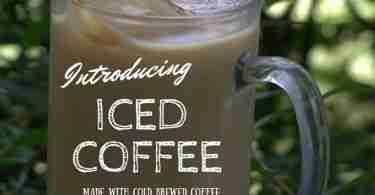 Iced Coffee/Daily Dish Magazine