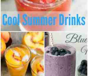 25 Cool Summer Drinks