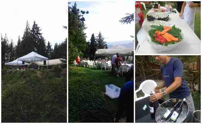 Ohme Gardens Food & Wine Gala 2015