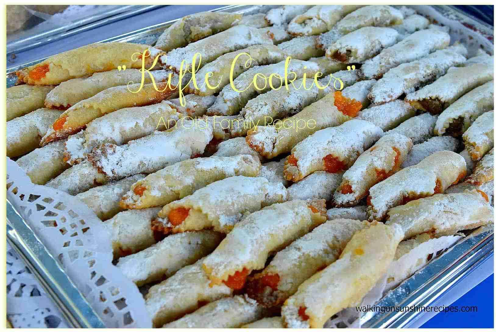 Kifle Cookies WOS