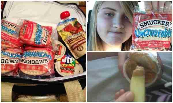 "Summer Road Trip ""Snackation"" Snack Bag!"