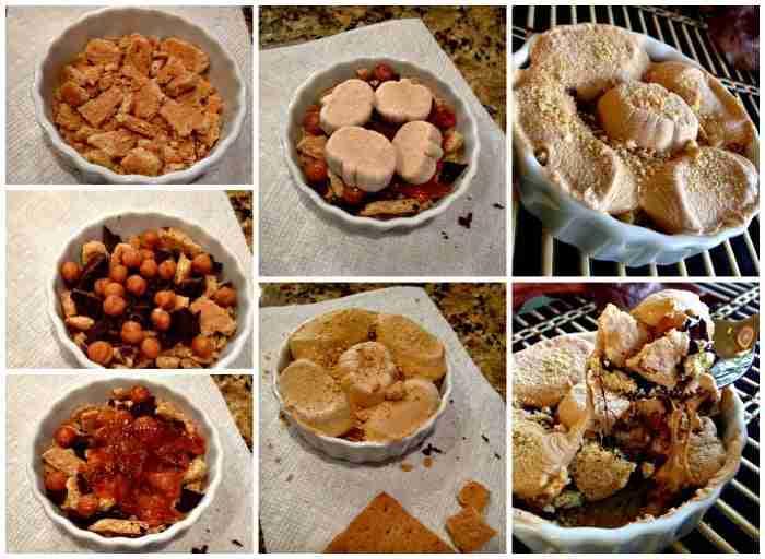 Pumpkin Spice S'mores Dessert