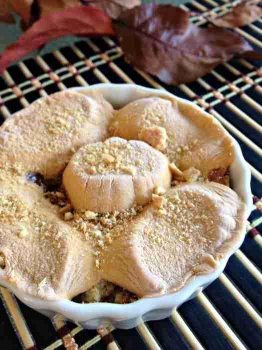Pumpkin Spice Smores Dessert 2