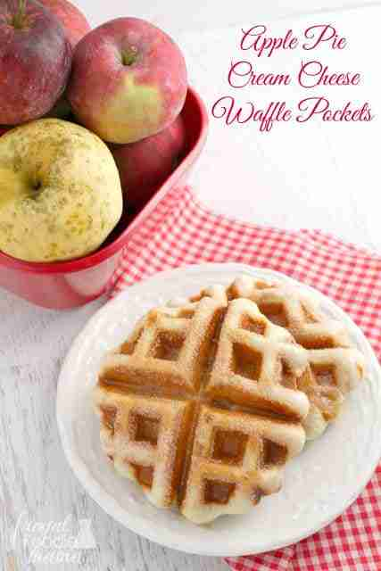 Apple-Pie-Cream-Cheese-Waffle-Pockets-Titled