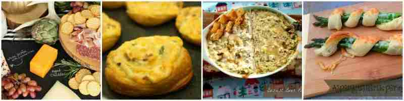 Thanksgiving Appetizers Ideas