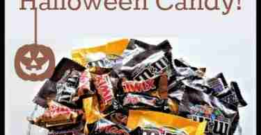 17 Recipes Using Candy Bars - Use Up Halloween Leftovers!