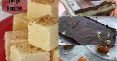 20 Fudge Recipes