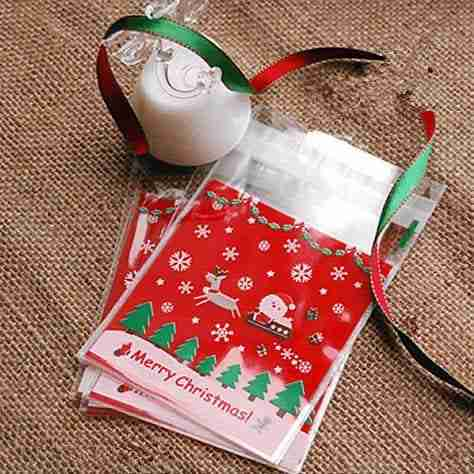 Christmas-Sledge-type-clear-cookie-biscuit-self-adhesive-plastic-Christmas-gift-bag-for-food-gift-packaging