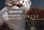 Start your holidays off right with Cranberry Chocolate Coffee