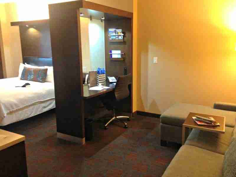SpringHill Suites Downtown Denver Colorado