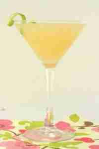 Thirsty Thursday-Guava Gimlet
