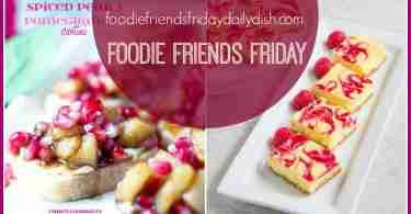 Here are the Host Favorites from Foodie Friends Friday Linky Party #181.