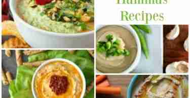 20 Healthy Hummus Recipes | Daily Dish Magazine