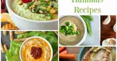 20 Healthy Hummus Recipes | Daily Dish Magazine