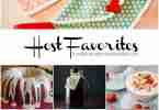 Here are the Host Favorites from Foodie Friends Friday Linky Party #180.