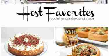 Here are the Host Favorites from Foodie Friends Friday Linky Party #185.