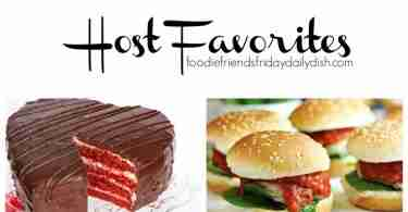 Here are the Host Favorites from Foodie Friends Friday Linky Party #184.