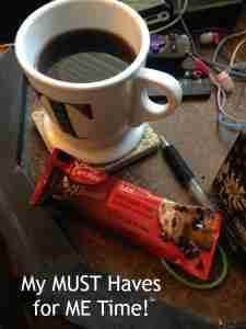 My MUST Haves for ME Time!