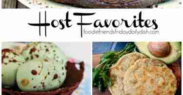 Here are the Host Favorites from Foodie Friends Friday linky party #189.