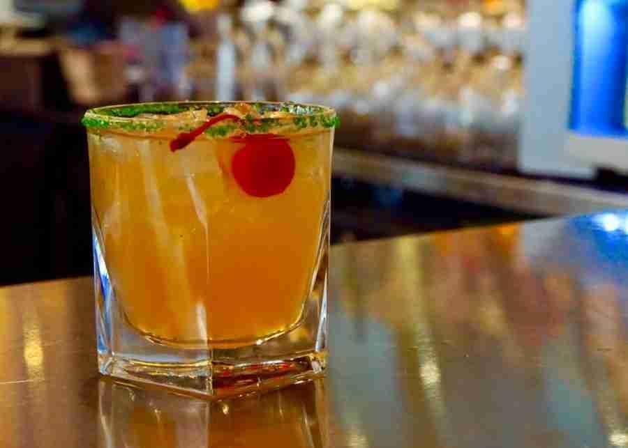 The Irish Exit Cocktail