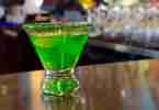 Emerald Elixer Cocktail | St. Patrick's Day Cocktail