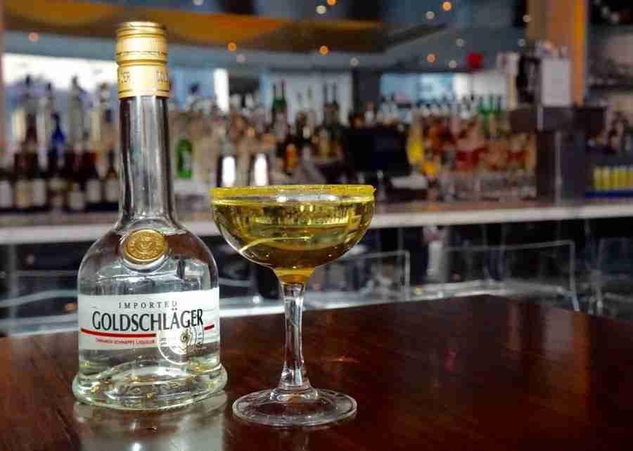 Pot o' Gold Cocktail