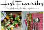 Host Favorites from Foodie Friends Friday linky party #192.