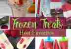 Frozen treats for our Host Favorites this week!