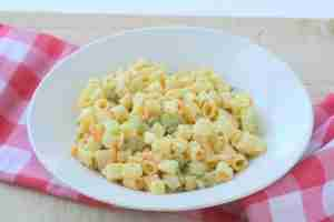 Meltdown Macaroni Salad #Summer #BBQ